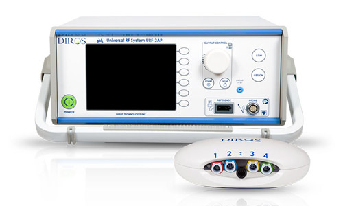 Radiofrequency Pain Management Generator